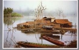 The Hoase Boat In Kawe-Yai Kanjanaburi - Thailand