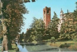 Il Castello - Castle - Castelfranco Veneto - Trevisio - Veneto - 31033 - CAV 28/42 - Italia - Italy - Unused - Treviso