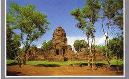 Moung Sing Palace Kanjanaburi - Thailand