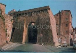 Porta al Prato gia Porta di gracciano m. 605 - Montepulciano - Siena - Toscana - 107 - Italia - Italy - unused