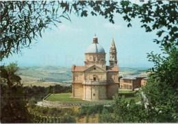 Tempio di S. Biagio m. 605 - temple - Montepulciano - Siena - Toscana - 95 - Italia - Italy - unused