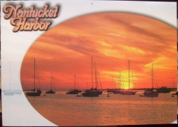 Nantucket Harbor - Massachusetts - Nantucket