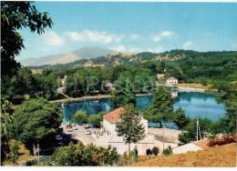 Lago Sirino - lake - Lagonegro - Potenza - Basilicata - 101 - Italia - Italy - unused