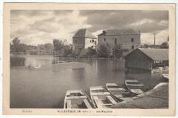 49 - VILLEVÊQUE - Les Moulins - 1951 - Other Municipalities
