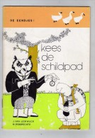 De Eendjes !  - Kees De Schildpad  - J. Van Leekwijck  - M. Robbrechts  -  2 CV Post - Langues Scandinaves