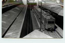 METRO DE WIEN - Photo Format Carte Ancienne (mai 1968). - U-Bahnen