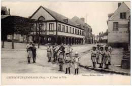 Crèvecoeur Le Grand - L'Hôtel De Ville ( Debray-Bollez éditeur ) - Crevecoeur Le Grand