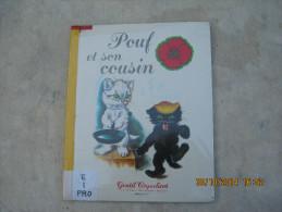 POUF ET SON COUSIN - P. PROBST - GENTIL COQUELICOT - 1975 - CADET ROUSSELLE - Livres, BD, Revues