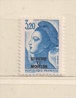 SAINT PIERRE ET MIQUELON ( D16- 4025 )  1986  N° YVERT ET TELLIER  N°  466    N** - Neufs