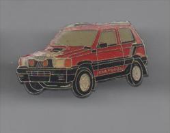 PINS PIN´S AUTO AUTOMOBILE ALFA ROMEO 31 MMS PANDA 4/4 - Alfa Romeo
