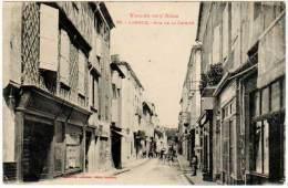 Limoux - Rue De La Trinité (photot. Labouche) - Limoux