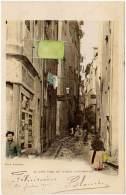 Une Rue Du Vieux Marseille - Phot. Lacour (asi-12921) - Marseille