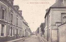 27 / RUGLES / LA RUE DU CAUCHE / TBE - France