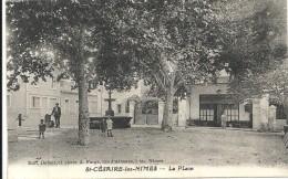 Gard : St Cesaire Les Nimes, La Place - Altri Comuni