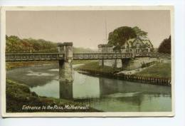 NT1/ 1915 Entrance to the Ross, Motherwell, Caledonian Series, to Vrijenban Delfst Holland