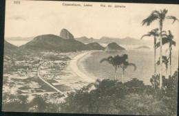 Copacabana - Leme - Rio De Janeiro