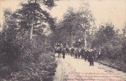 27 / BEAUMONT LE ROGER : CHASSE SAINT HUBERT -ANCIENNE ROUTE DE BERNAY - Beaumont-le-Roger