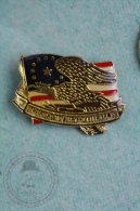 The Right To Keep & Bear Arms - Pin Badge #PLS - Army