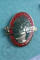 Cle Elum, Washington - Centennial Heart Of The Cascades - Pin Badge #PLS - Ciudades