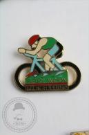 Fleury Michon, France 4 - 26 Juillet 1992 - Pin Badge #PLS - Ciclismo
