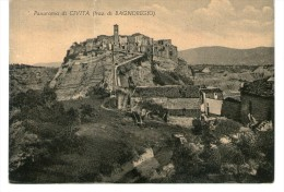 Civita (fraz. Di Bagnoregio) - Panorama - Viterbo