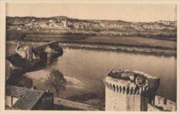 Avignon.  Vue Panoramique Sur Villeneuve-les-Avignon.      S-1612 - Avignon