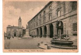 Ascoli Piceno - Piazza Arrengo ( Palazzo Municipale) - Ascoli Piceno