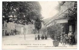 BOURDEAUX (26) - PLACE DE LA LEVE - France