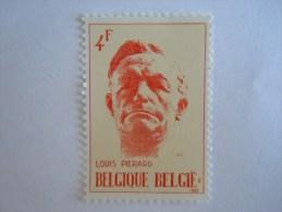 België Belgique Belgium 1973 Louis Pierard Schrijver Journalist écrivain Yv 1683 COB 1690 MNH ** - Belgien