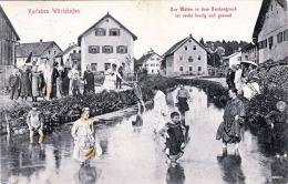 Kurleben WÖRISHOFEN, Karte Gel.1912 - Bad Wörishofen