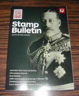 Catalogue N° 328 Stamp Bulletin Australia Post Mai Juin 2014 - English