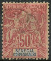 Sénégal (1887) N 18 (o) - Senegal (1887-1944)