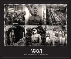 Tuvalu-2014-War-WWI - Tuvalu (fr. Elliceinseln)