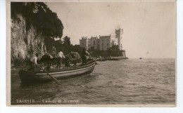 TRIESTE - Castello Di Miramar  - F/p - Trieste
