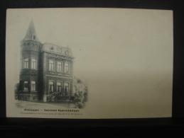 AF. CP. 56. Jemappes. Institut Ophtalmique. - Saint-Ghislain