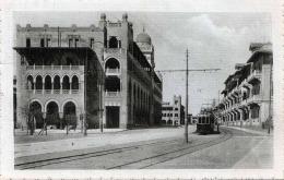 Sehr Selten > HELIOPOLIS Boulevard Ismail, Karte Gelaufen Mit Marke 1903, Nachporto 2000? - Ägypten