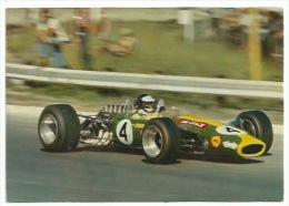 72 Le Mans - Lotus Ford 49 - De 1968 - Le Mans