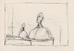 Alberto Giacometti - 12 Cartes Différentes - Arts