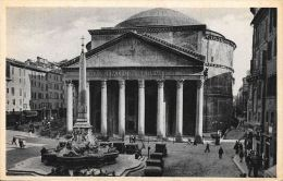 [DC5800] CARTOLINA - ROMA - IL PANTHEON - NV - Old Postcar - Panthéon