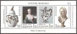 Schweden 1979 // Michel Block 7 ** - Blocchi & Foglietti
