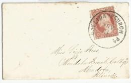 Estados Unidos 10 - 1847-99 Emisiones Generales