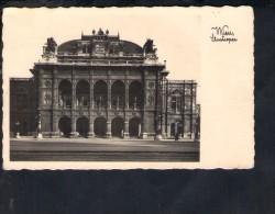 F2415 Wien - Staatsoper - Teatro Dell' Opera - Theatre - Ed. Donauland -  Old Small Card - Teatro