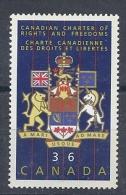140016398 CANADA  Nº  996  **/MNH - 1952-.... Reign Of Elizabeth II