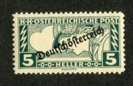 A-622  Austria 1919   Scott #QE6** Offers Welcome! - Unused Stamps