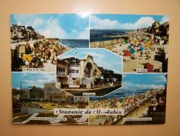 14 SAINT-AUBIN-Sur-MER Plage Villas Casino Golf Robert Pépin Promenade - Saint Aubin