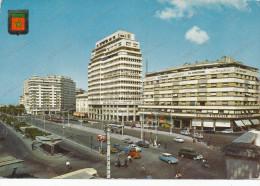 CASABLANCA, Old Car, Citroen DS, Stamp, MAROC,old  Postcard - Turismo