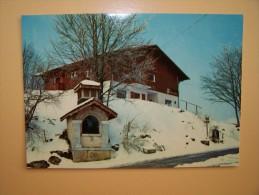 74 ANNECY Col De La FORCLAZ Hôtel EDELWEISS MONTMIN FAVERGES - Annecy