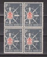 Indonesia Indonesie Blok Sheet 247 MNH ; Padvinderij Scouting Scoutisme Scoutismo International Jamboree Manilla 1959 - Padvinderij