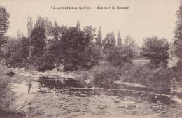 ANDREZIEUX  VUE SUR LE BONSON(dil64) - Andrézieux-Bouthéon