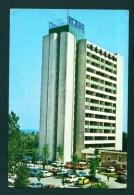 ROMANIA  -  Mamaia  Hotel Riviera  Used Postcard As Scans - Romania